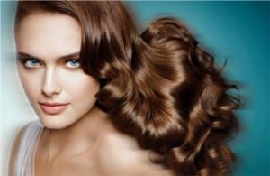 Косата изглежда най-добре, ако е здрава и блестяща.