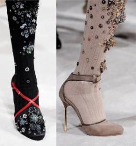 Някои чорапи всъщност могат да се носят и със сандали