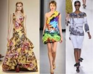Облеклата с атрактивни щампи ще бъдат хит и през 2012